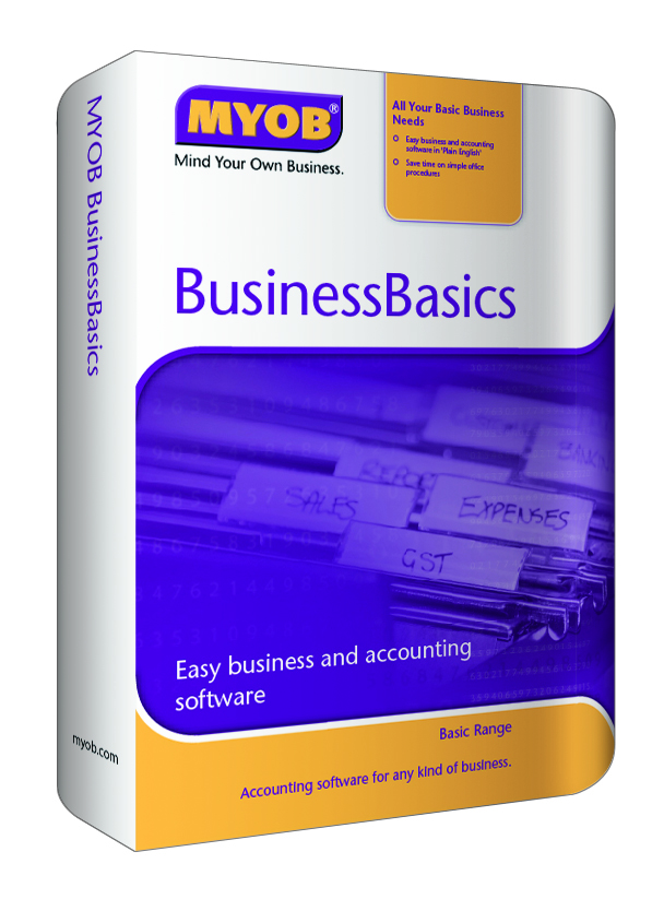 MYOB Business Basics