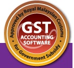 GST Approved Accounting Software