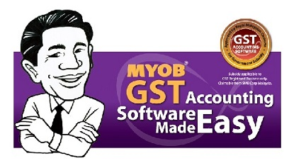 MYOB Accounting GST Software made easy